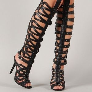 Shoes - Gladiator heels